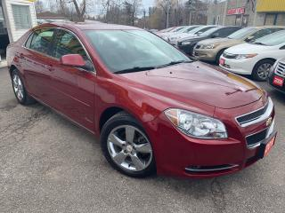 Used 2010 Chevrolet Malibu LT/ PWR GROUP/ ALLOYS/ PWR SEATS/ ALLOYS! for sale in Scarborough, ON