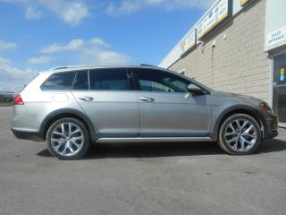 Used 2017 Volkswagen Golf All Track TSI for sale in London, ON