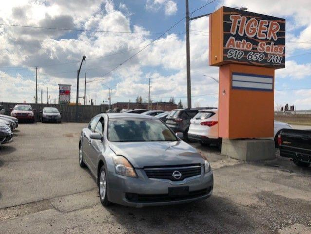 2008 Nissan Altima 2.5 S**4 CYLINDER**AUTO**PUSH START**AS IS