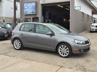 Used 2012 Volkswagen Golf TDI/ Diesel/ Manual for sale in Kitchener, ON