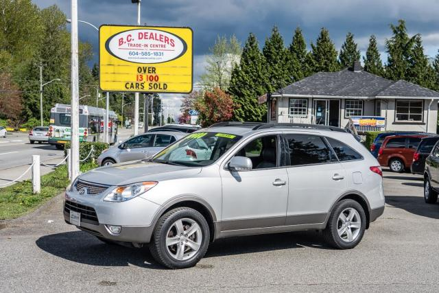 2010 Hyundai Veracruz GLS, Only 100,000km's, Leather, Sunroof, Local!