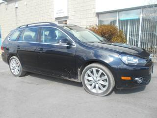 Used 2012 Volkswagen Golf Wagon HIGHLINE for sale in London, ON
