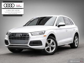 Used 2018 Audi Q5 Komfort quattro Audi Certified rates from 0.9% for sale in Halifax, NS