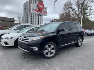 Used 2012 Toyota Highlander LEATHER for sale in Cambridge, ON