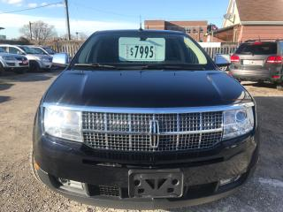 Used 2008 Lincoln MKX for sale in Hamilton, ON
