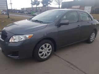 Used 2010 Toyota Corolla XLE for sale in North York, ON