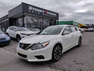 Used 2018 Nissan Altima 2.5 SV for sale in Markham, ON