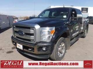 Used 2015 Ford F-350 S/D Platinum Crew Cab SWB SRW 4WD 6.7L for sale in Calgary, AB