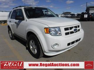 Used 2011 Ford Escape Hybrid 4D Utility AWD for sale in Calgary, AB