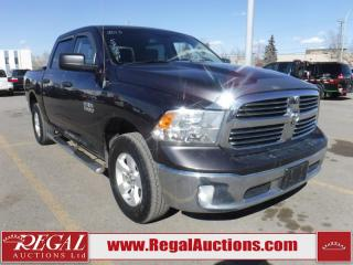Used 2013 RAM 1500 ST 4D Crew CAB SWB 4WD for sale in Calgary, AB