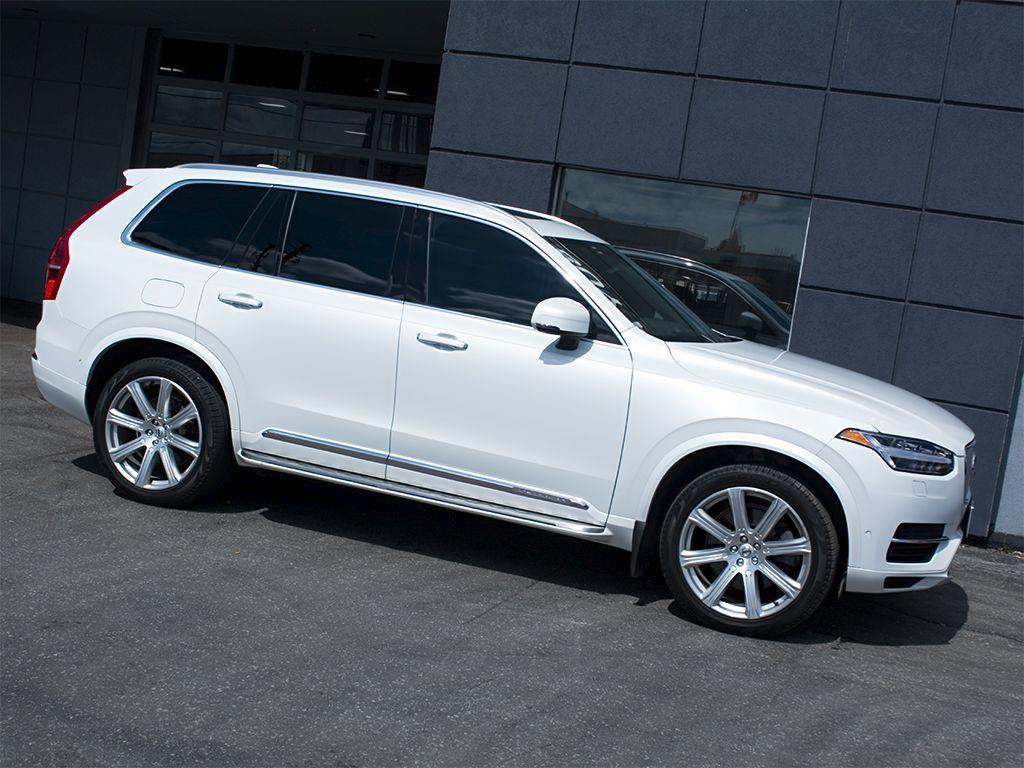 Used 2017 Volvo Xc90 T8 Inscription Bowers Wilkins Stereo