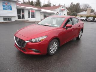 Used 2018 Mazda MAZDA3 GS Automatic w/ Sunroof for sale in Ottawa, ON