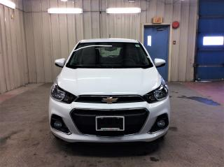 Used 2017 Chevrolet Spark LT for sale in Ottawa, ON
