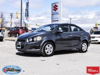 Used 2013 Chevrolet Sonic LT for sale in Barrie, ON