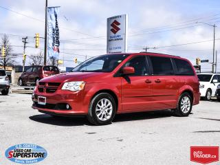 Used 2012 Dodge Grand Caravan R/T for sale in Barrie, ON