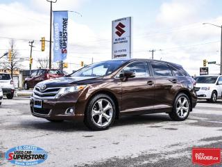 Used 2013 Toyota Venza AWD for sale in Barrie, ON