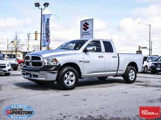 Used 2017 RAM 1500 SXT Quad Cab 4x4 ~5.7L HEMI V8 ~Trailer Tow for sale in Barrie, ON
