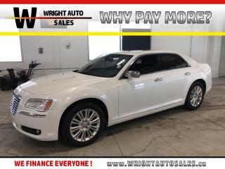 Used 2012 Chrysler 300 Limited|LEATHER|MOONROOF|HEATED SEATS|123,504 KM for sale in Cambridge, ON