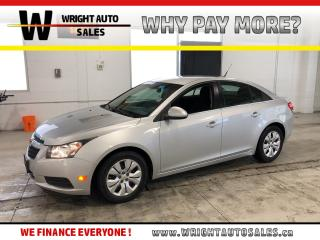 Used 2013 Chevrolet Cruze LT Turbo BLUETOOTH KEYLESS ENTRY 78,861 KMS for sale in Cambridge, ON