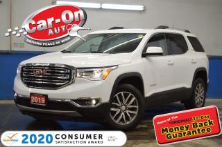 Used 2019 GMC Acadia SLE-2 SLE AWD REAR CAM HTD SEATS NAV READY LOADED for sale in Ottawa, ON