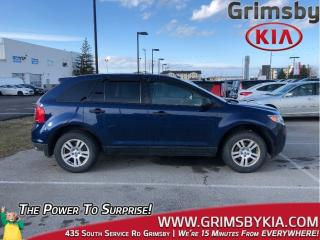 Used 2012 Ford Edge SE| Backup Cam| Bluetooth| Keyless Ent for sale in Grimsby, ON