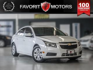 Used 2013 Chevrolet Cruze LT   TURBO   ALLOYS   BLUETOOTH for sale in North York, ON