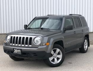 Used 2011 Jeep Patriot North Editon|Financing Available for sale in Mississauga, ON