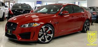 Used 2014 Jaguar XF XFR-S|550 HP for sale in North York, ON