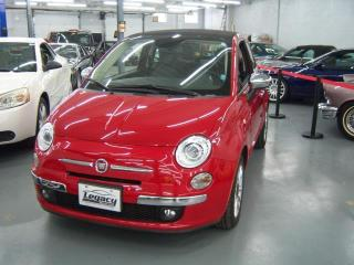 Used 2014 Fiat 500 C LOUNGE CABRIO for sale in North York, ON
