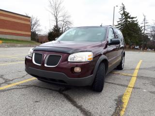 Used 2008 Pontiac Montana Sv6 4dr Reg WB w/1SB for sale in Mississauga, ON