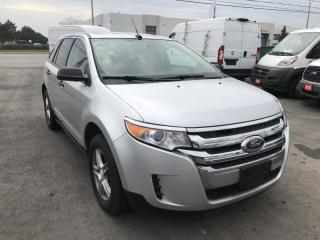 Used 2014 Ford Edge 4DR SE FWD for sale in Brampton, ON