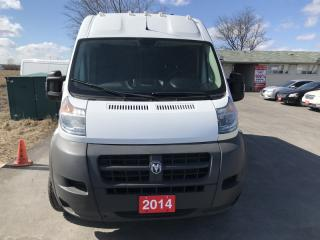 Used 2014 RAM ProMaster 2500 High Roof 136
