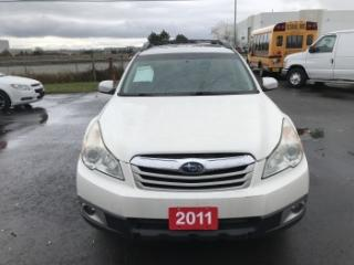 Used 2011 Subaru Outback 5dr Wgn CVT 2.5i Sport w/Limited Pkg for sale in Brampton, ON