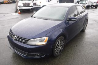 Used 2014 Volkswagen Jetta HIGHLINE TDI DIESEL for sale in Burnaby, BC