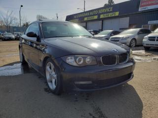 Used 2008 BMW 128I -LEATHER-ROOF-NO ACCIDENTS-LOW Monthly Payment for sale in Edmonton, AB