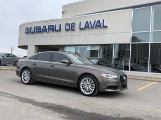 Used 2012 Audi A6 Quattro 3.0L SuperCharged for sale in Laval, QC