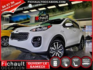 Used 2018 Kia Sportage EX Traction Intégrale***PNEUS HIVER INCL for sale in Châteauguay, QC