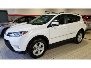 Used 2014 Toyota RAV4 Xle/mags/toit/camera for sale in Terrebonne, QC