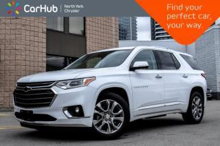 Used 2019 Chevrolet Traverse Premier|AWD|Convi.,DriverConfidence2 Pkgs|Blindspot for sale in Thornhill, ON