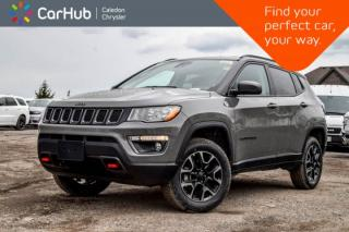 New 2019 Jeep Compass New Car Trailhawk|4x4|Navi|Blind Spot|Backup Cam|Bluetooth|Cold Weather Pkg|R-Start|17