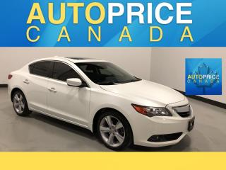 Used 2015 Acura ILX MOONROOF|NAVIGATION|LEATHER for sale in Mississauga, ON