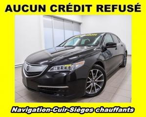 Used 2016 Acura TLX V6 3.5l Vtec Sh Awd for sale in St-Jérôme, QC