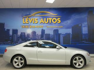 Used 2014 Audi A5 QUATTRO TOIT PANORAMIQUE EXTRA PROPRE 84 for sale in Lévis, QC