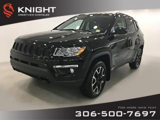 New 2019 Jeep Compass Upland Edition 4x4 | Heated Seats and Steering Wheel | Remote Start for sale in Regina, SK