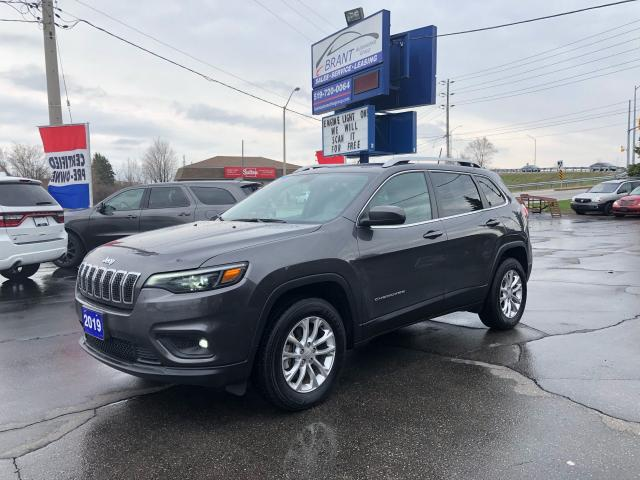 2019 Jeep Cherokee North AWD!