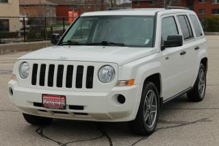 Used 2009 Jeep Patriot Sport/North 4x4 | Sunroof | Heated Seats | CERTIFIED for sale in Waterloo, ON
