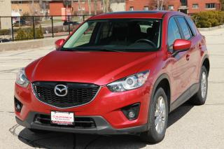 Used 2014 Mazda CX-5 GS Sunroof | Heated Seats | CERTIFIED for sale in Waterloo, ON