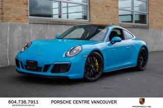 Used 2018 Porsche 911 Carrera Coupe GTS PDK | PORSCHE CERTIFIED for sale in Vancouver, BC