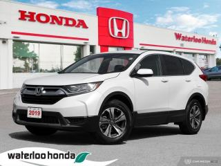 Used 2019 Honda CR-V LX for sale in Waterloo, ON