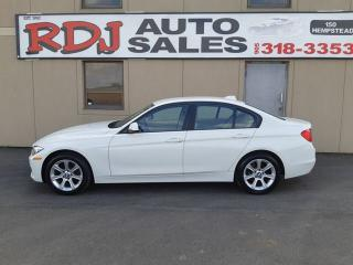 Used 2014 BMW 3 Series 320i xDrive ACCIDENT FREE,ONLY 37000KM for sale in Hamilton, ON